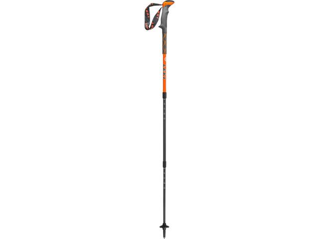 LEKI Carbonlite - Bâtons - orange/noir